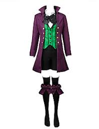 Halloween Butler Costume Cheap Anime Costumes Anime Costumes 2017