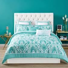 Aqua And White Comforter Buy Blue And White Comforter Set From Bed Bath U0026 Beyond