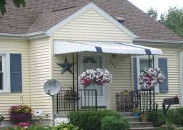 Lightweight Porch Awning Small Front Porch With Awning Using Porch Awning For Your House