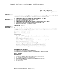Security Engineer Resume Resume Data Network Engineer Security With 8 5yrs Exp