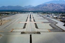 Portland International Airport Map by Palm Springs International Airport Wikipedia