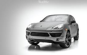 porsche cayenne matte black porsche cayenne full matte silver vehicle wrap with custom accents