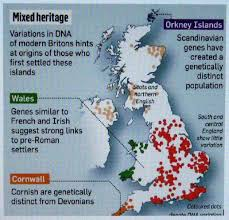 Cornwall England Map by Cornish Are Most Ancient Of Britons Cornwall24 Net