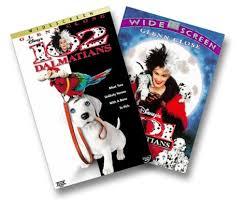 101 dalmatians widescreen 102 dalmatians screen 2 pack dvd