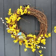 Spring Wreath Ideas 5 Easy Spring Decor Ideas New House New Home