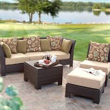 Rattan Outdoor Patio Furniture by Patio Fascinating Outdoor Patio Furniture Sets Commercial Outdoor