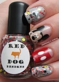 red dog designs the mouse collection adventures in acetone
