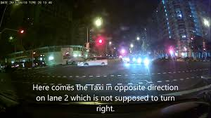 how do red light cameras work singapore taxi got shot by red light camera youtube