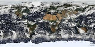 Earth Wind Map Earth U0027s Vital Signs Nasa