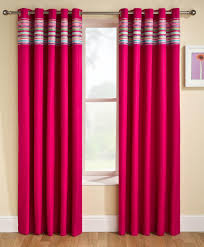 siesta blackout eyelet curtains pink free uk delivery terrys