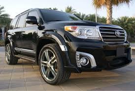 2015 toyota land cruiser 2015 toyota land cruiser 200 vxr wald black bison edition buy