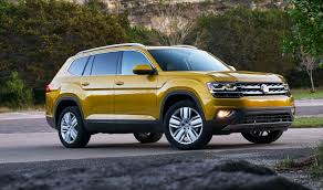 volkswagen atlas seating 2018 volkswagen atlas takes on the world 7 first impressions