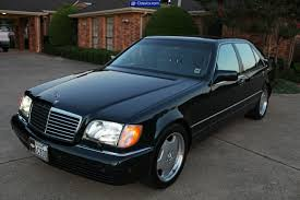 opal car mercedes benz s600 matt garrett