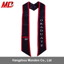 customized graduation stoles professional custom graduation stoles church stoles high quality