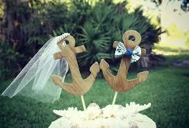 anchor wedding cake topper nautical themed wedding cake toppers idea in 2017 wedding