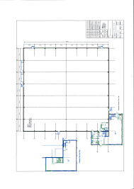 Design A Warehouse Floor Plan Folkes Tame Park Industrial Unit Warehouse With Offices To Let