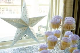 Bridal Shower Dessert Table Purple And Silver Bridal Shower Ideas Themes