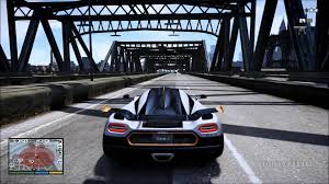 koenigsegg one 1 crash gta iv koenigsegg one 1 full epm youtube