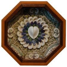 sailor valentines 76 best sailor s valentines shell images on
