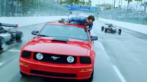 lethal mustang imcdb org 2005 ford mustang gt in lethal weapon 2016 2017