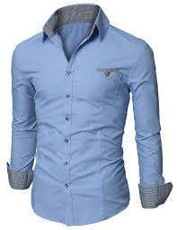 mens casual pocket dress shirts d063 latest gents shirts