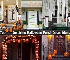 Disney Outdoor Halloween Decorations by Halloween Porch Decor Halloween Decorating Ideas Outdoor Disney