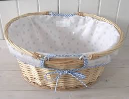 baby baskets wicker baby basket white elfie childrens clothes wicker bassinet