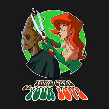 Poison Ivy Meme - just take a little off the groot superheroes superheroes batman