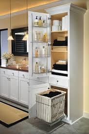 linen closet with removable hamper aristokraft