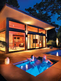 pool house design pool perfection in your backyard northshore magazine january