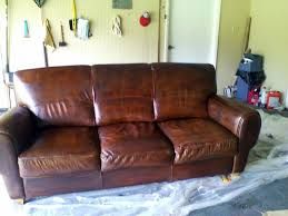 Best Place To Buy Leather Sofa by The Easiest Cheapest Diy Project Ever Turn Your Old Worn Out