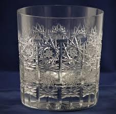 bicchieri boemia bicchieri da whisky 250ml 6 pezzi cristallo di boemia