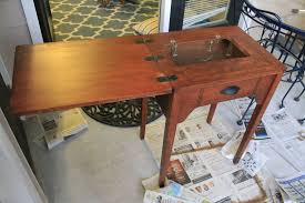 diy folding sewing table unbelievable sewing cabinets chairs furniture joann folding machine