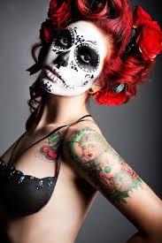 Dead Halloween Costumes Beautiful Dead Skull Sugar Skull Sugar Skulls