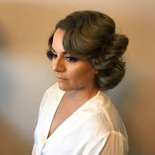 roaring 20s long hairstyles hairstyles 1920 s faux bob and updo tutorial youtube roaring