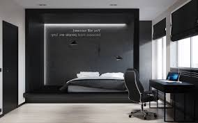 Grey And Black Bedroom Furniture 40 Beautiful Black U0026 White Bedroom Designs
