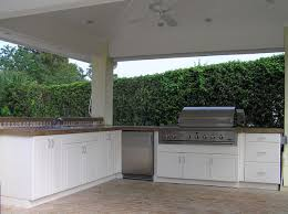 Exterior Cabinets Florida Outdoor Kitchens Outdoor Countertops - Outdoor kitchen cabinets polymer