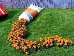 Simple Flower Garden Ideas Simple Flower Garden Design Flower Garden Ideas Spilled Flowers