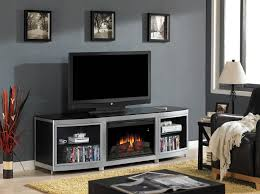 Electric Fireplace Heater Tv Stand Tv Stand With Electric Fireplace Heater Doherty House Tv Stand