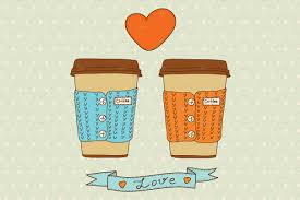 cute coffee cup photos graphics fonts themes templates