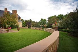 Landscape House Landscaping Colorado Springs U0026 Landscape Design Timberline