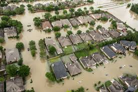 Harris County Flood Map Subdivision Never Flooded Until It Did And Residents Want