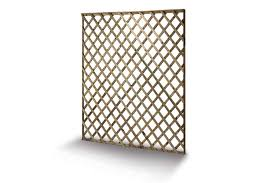garden trellis fencing trellis panels in deluxe and standard