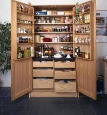 Kitchen Cabinets Pantry Ideas by Free Standing Kitchen Pantry Furniture Voluptuo Us