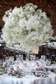 Baby S Breath Centerpiece The Beauty Of Baby U0027s Breath At A Wedding Unique Pastiche Events