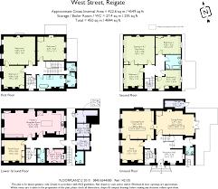 7 bedroom detached house for sale in west street reigate surrey