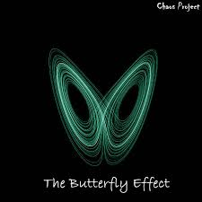 the butterfly effect chaos project