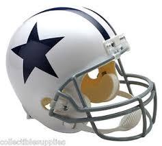 dallas cowboys white thanksgiving day replica size football
