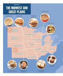 Great Plains Map The Midwest And Great Plains Map Cook U0027s Country Eats Local