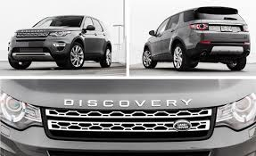 2015 land rover discovery sport test car reviews